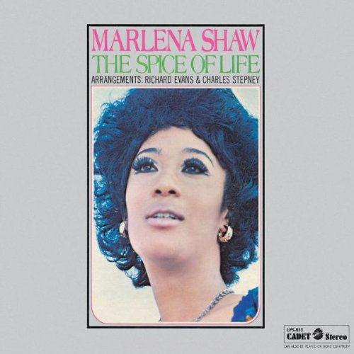 Marlena Shaw California Soul cover art