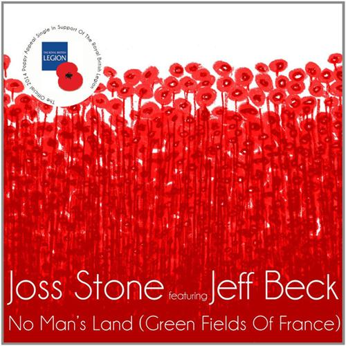 Joss Stone No Man's Land / The Green Fields Of France (feat. Jeff Beck) cover art