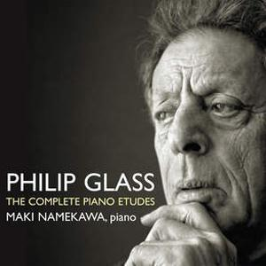 Philip Glass Etude No. 17 cover art
