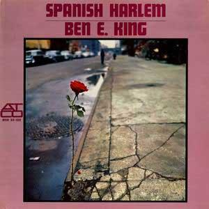 Ben E. King Spanish Harlem cover art