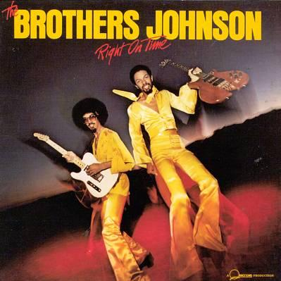 The Brothers Johnson Strawberry Letter 23 cover art