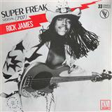 Super Freak sheet music by Rick James