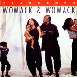 Teardrops sheet music by Womack & Womack