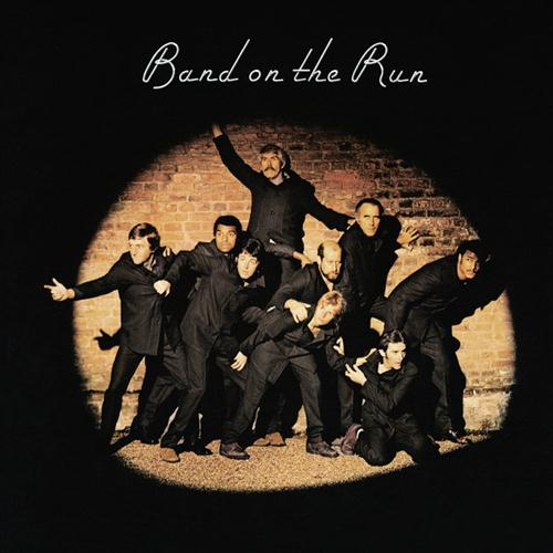 Paul McCartney & Wings Band On The Run cover art