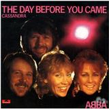 The Day Before You Came sheet music by ABBA