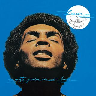 Gilberto Gil Palco cover art