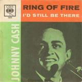 Ring Of Fire sheet music by Johnny Cash