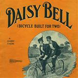 Daisy Bell sheet music by Dan W. Quinn