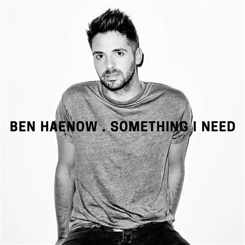 Ben Haenow Something I Need cover art