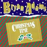 Christmas Time sheet music by Bryan Adams