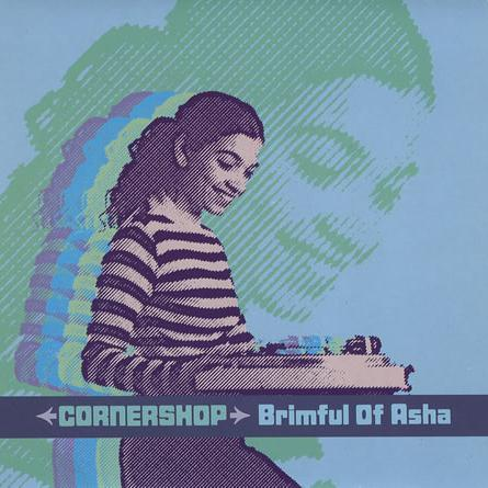 Cornershop Brimful Of Asha cover art