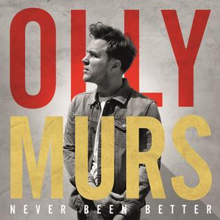Olly Murs Stick With Me cover art