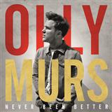 Tomorrow sheet music by Olly Murs