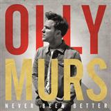 Up (feat. Demi Lovato) sheet music by Olly Murs