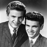 Wake Up Little Susie sheet music by The Everly Brothers