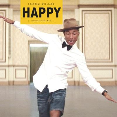 Pharrell Williams Happy cover art