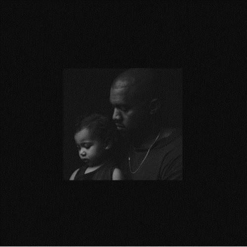 Kanye West Only One (feat. Paul McCartney) cover art