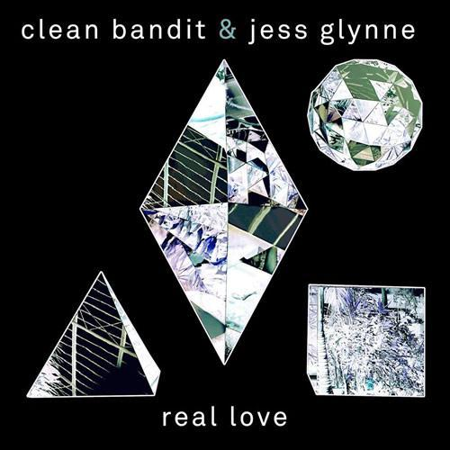 Clean Bandit Real Love (feat. Jess Glynne) cover art