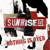Nothing Is Over sheet music by Sunrise Avenue