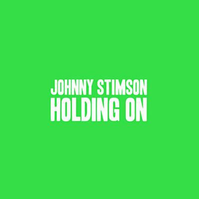 Johnny Stimson Holding On cover art
