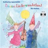 Buntes Liederwunderland sheet music by Traditional