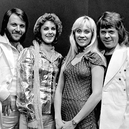 ABBA Take A Chance On Me cover art