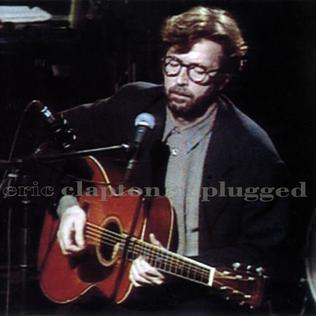 Eric Clapton Lonely Stranger cover art