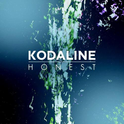 Kodaline Honest cover art