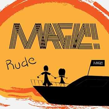 MAGIC! Rude cover art