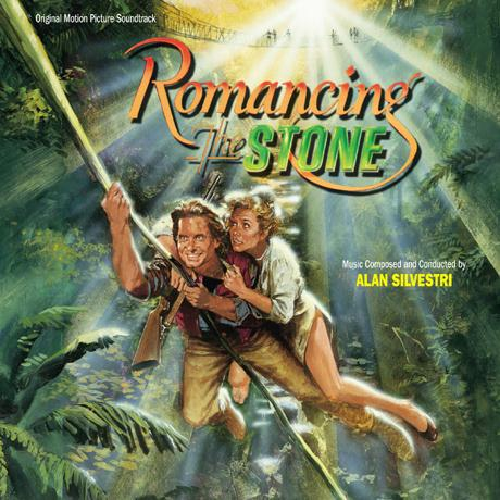 Alan Silvestri Romancing The Stone (End Credits Theme) cover art