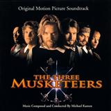 Michael Kamen:The Three Musketeers (D'Artagnan (Galliard & Air))