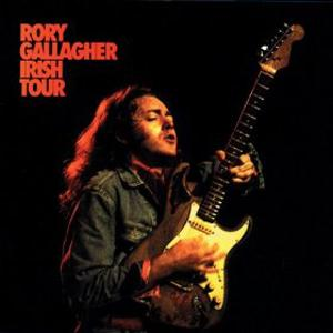 Rory Gallagher Too Much Alcohol cover art