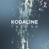 The One sheet music by Kodaline