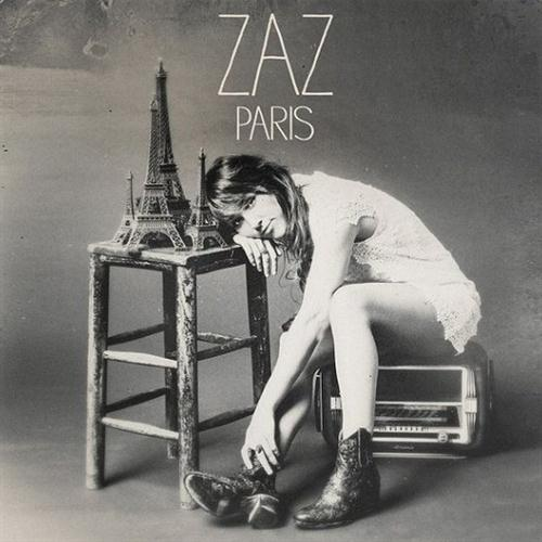 Zaz La Romance De Paris cover art