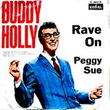 Rave On sheet music by Buddy Holly
