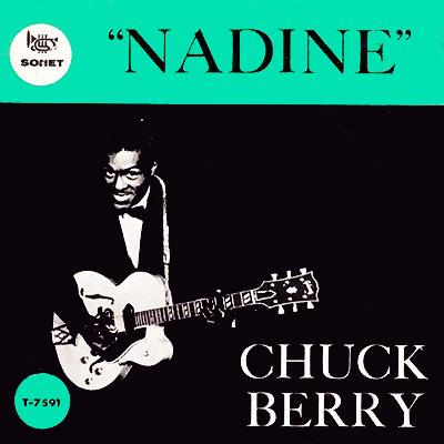 Chuck Berry Nadine (Is It You) cover art