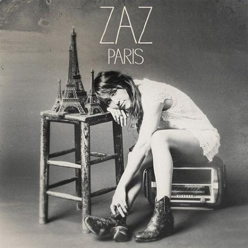 Zaz A Paris cover art