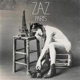 A Paris sheet music by Zaz