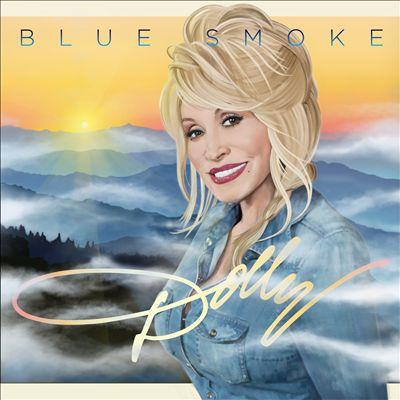 Dolly Parton Blue Smoke cover art