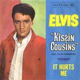 It Hurts Me sheet music by Elvis Presley