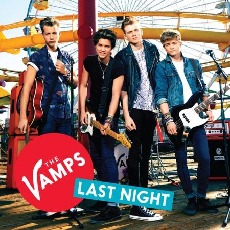 The Vamps Last Night (Do It All Again) cover art