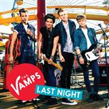 Last Night (Do It All Again) sheet music by The Vamps