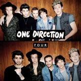 Fireproof sheet music by One Direction
