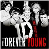 Forever Young sheet music by One Direction