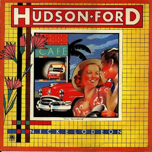 Hudson Ford Pick Up The Pieces cover art