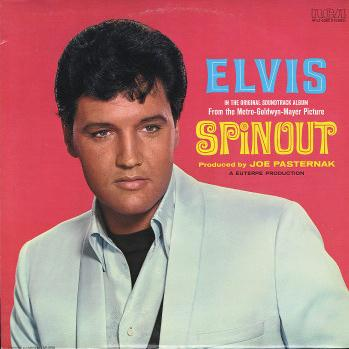 Elvis Presley Spinout cover art