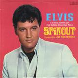Spinout sheet music by Elvis Presley
