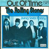 Out Of Time sheet music by The Rolling Stones