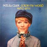 Who Am I sheet music by Petula Clark