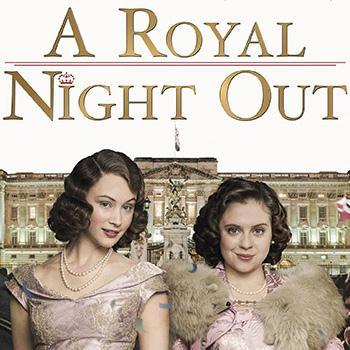 Paul Englishby New World (From 'A Royal Night Out') cover art